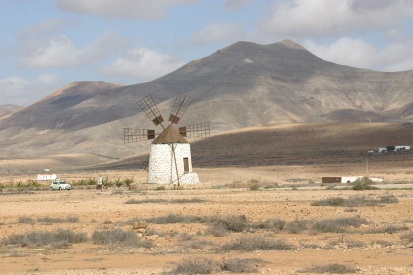 Fuerteventura Windmühle